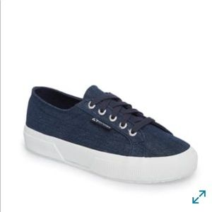 Superga 2750 Sneaker in denim